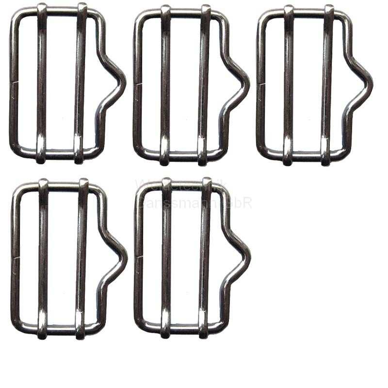 5 Stück Bandverbinder bis 13 mm